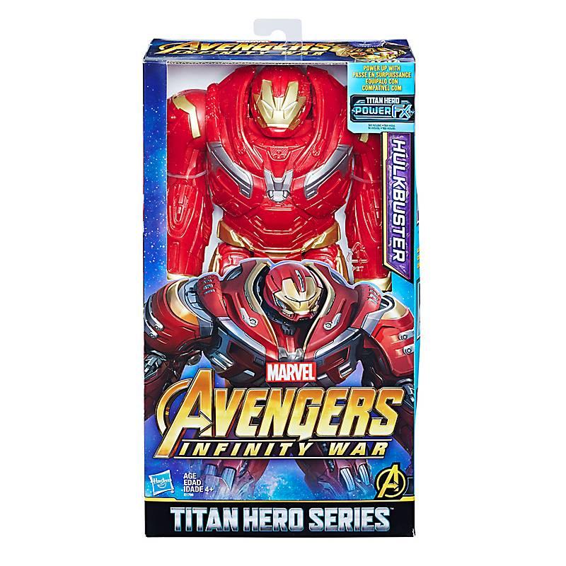 Figura Marvel Titan Hero Hulkbuster 30 Cm Falabellacom