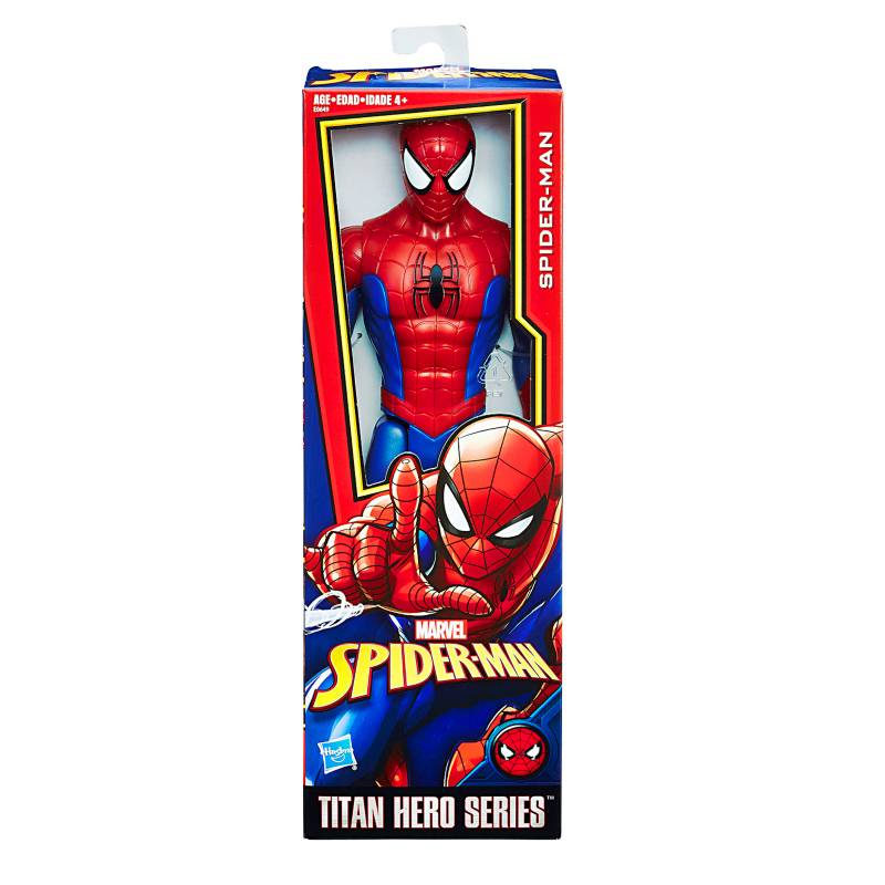 SPIDER-MAN - Figura Titan Hero Series Spider-Man 30 cm
