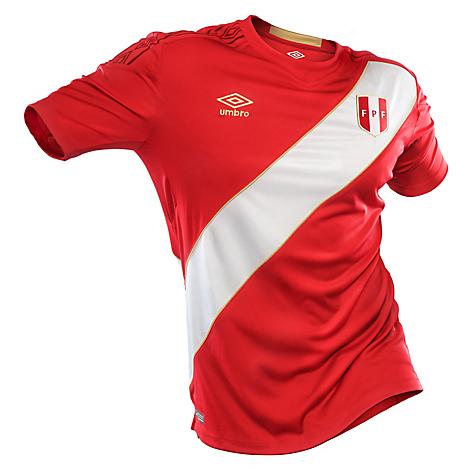 Camiseta Alternativa Umbro Selección Perú 2018 Hombre - Falabella.com f66db2f7c2d95