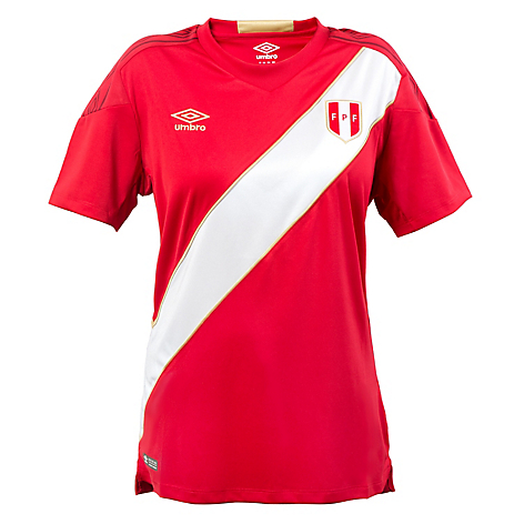 Camiseta Alternativa Umbro Perú 2018 Mujer - Falabella.com 33d5e5033dad7