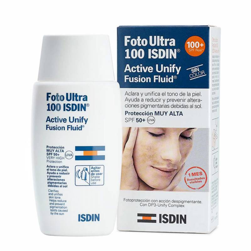 ISDIN - Fotoultra 100 Active Unify X50 Ml