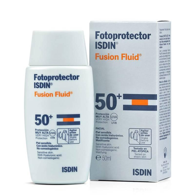 ISDIN - Fotop Isdin Fusion Fluid Spf50