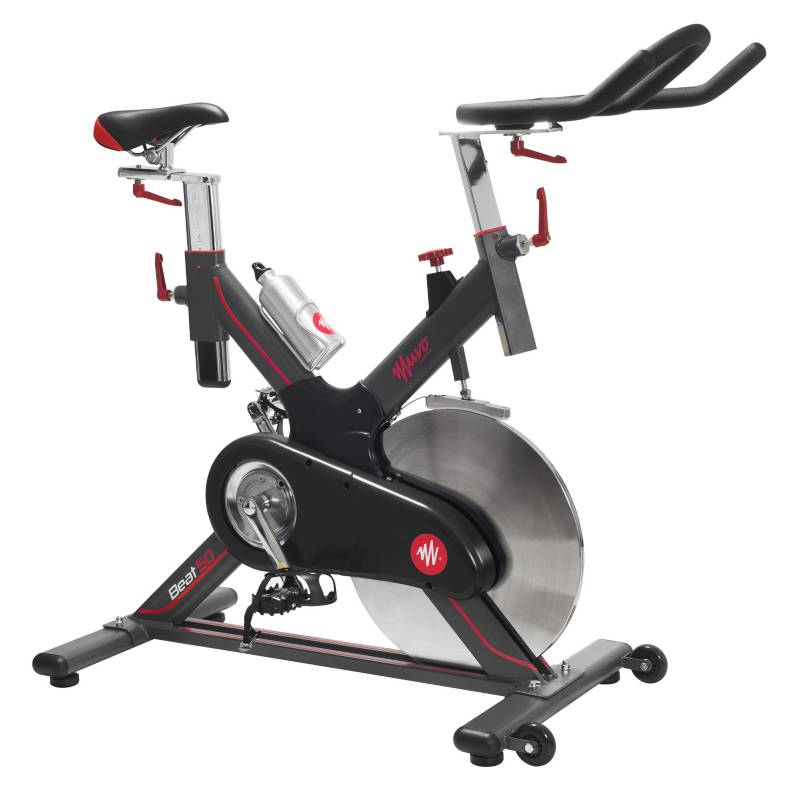 MUVO BY OXFORD - Bicicleta de Spinning Beat 50