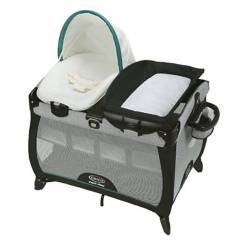 GRACO - Corralito Pack And Play Quick Connect Portable Napper Darcie