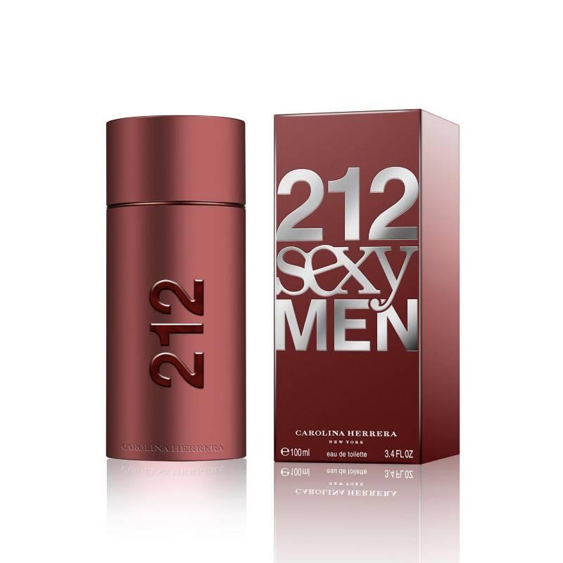CAROLINA HERRERA - 212 Sexy Men Eau de Toilette