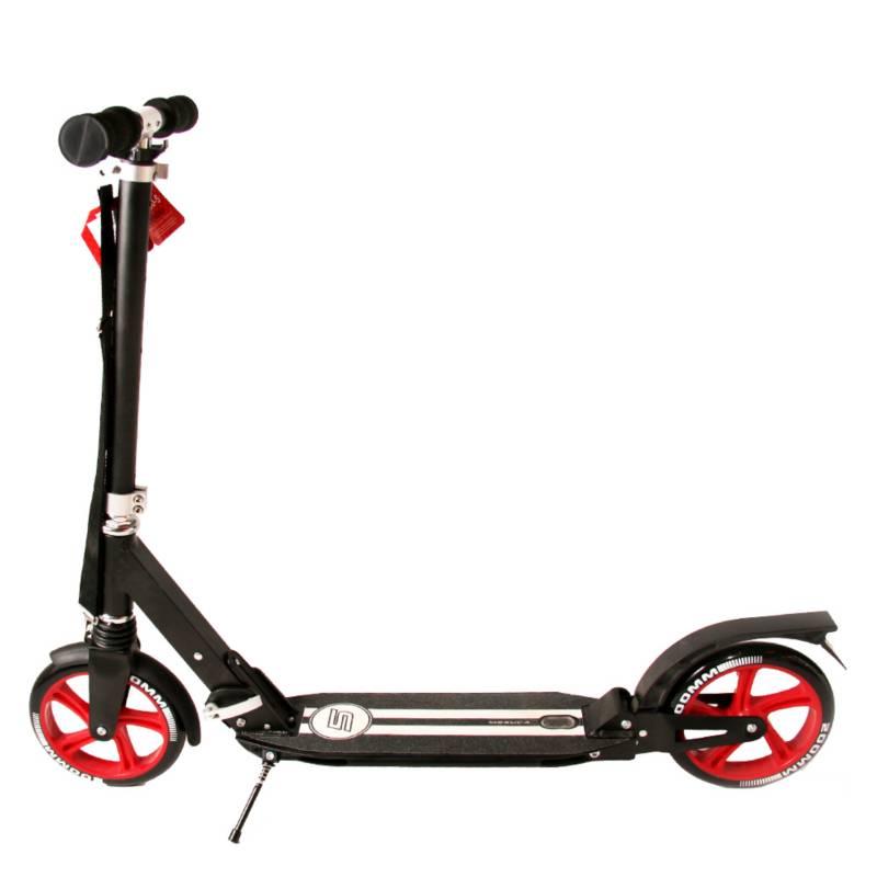 FERRARI - Scooter 2 Wheel con Función de Suspensión Negro