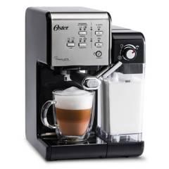 OSTER - Cafetera automática PrimaLatte¿ Oster® silver