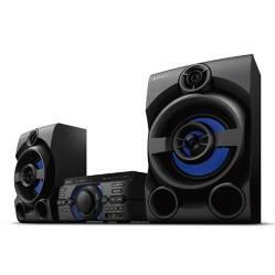 SONY - Equipo de Sonido MHC-M40 DVD/HDMI/Bluetooth/Karaoke