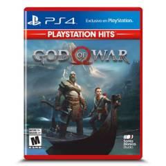 3RAS PARTES - God Of War