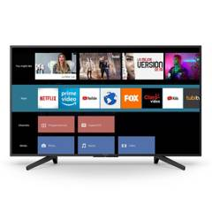 "SONY - Televisor 49"" 4K Ultra HD Smart TV KD-49X725F LA8"