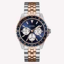 GUESS  - Reloj Hombre de Acero