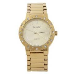 AEROSTAR - Reloj Mujer de Metal