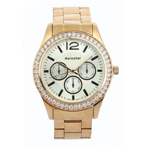 img. AEROSTAR. Reloj Mujer de Acero 5ccd3700c63d