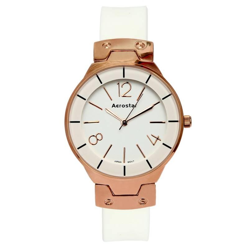 AEROSTAR - Reloj Mujer de Silicona