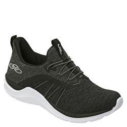 6692cb49d OLYMPIKUS. Zapatillas de Running Mujer Classy Negro Blanco
