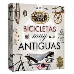 LEXUS - Atlas ilustrado bicicletas muy antiguas