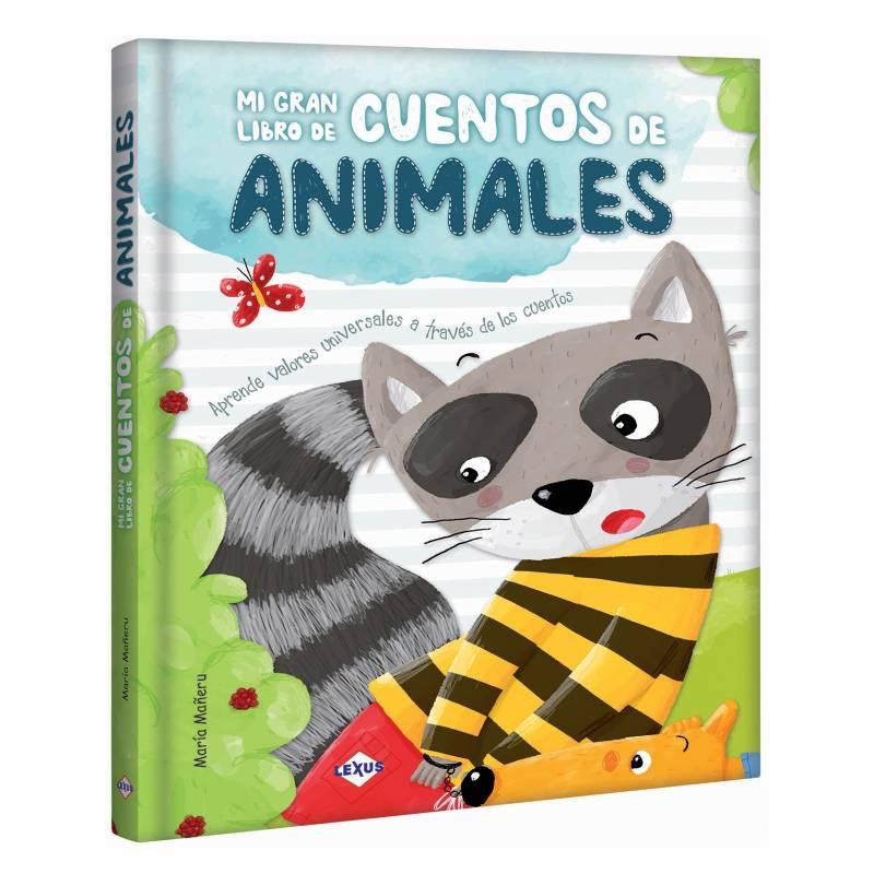 LEXUS - Mi gran libro de cuentos de animales