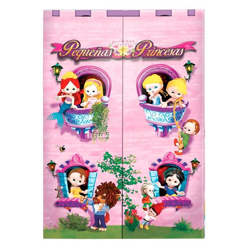 LEXUS - Pequeñas princesas la torre encantada   - 6 libritos+dvd