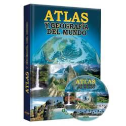 LEXUS - Atlas y geografía del mundo + cd