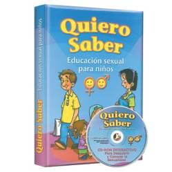 LEXUS - Quiero saber: educación sexual para niños + cd
