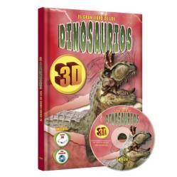 LEXUS - El gran libro de los dinosaurios 3d + dvd