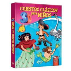 LEXUS - Cuentos clásicos para niños en 3d + dvd