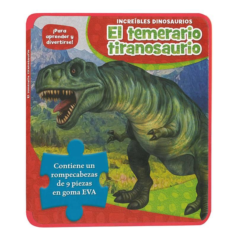 LEXUS - El temerario tiranosaurio