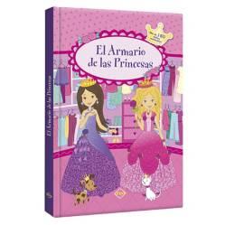 LEXUS - El armario de las princesas actividades + stickers