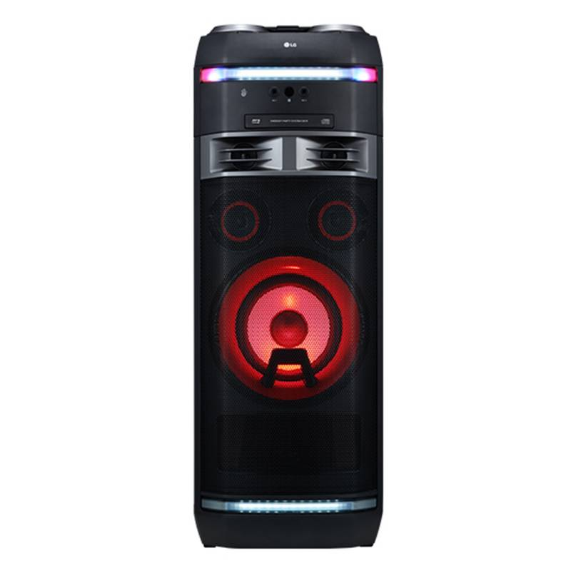 LG - Equipo de Sonido Bluetooth OK75 1000 W