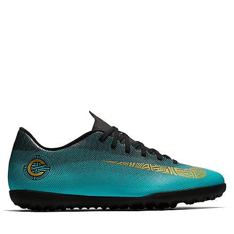 Zapatillas de Fútbol Nike Hombre MercurialX Vapor 12 Club Cr7 Tf ... ce44c1c4cea