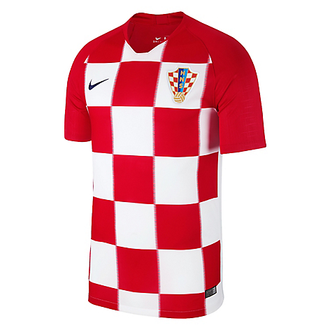 104ad07b2233a Camiseta de Fútbol Nike Croacia 2018 Stadium Local - Falabella.com