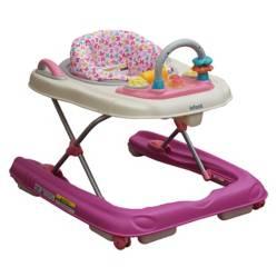 INFANTI - Andador Happy Step Rosado