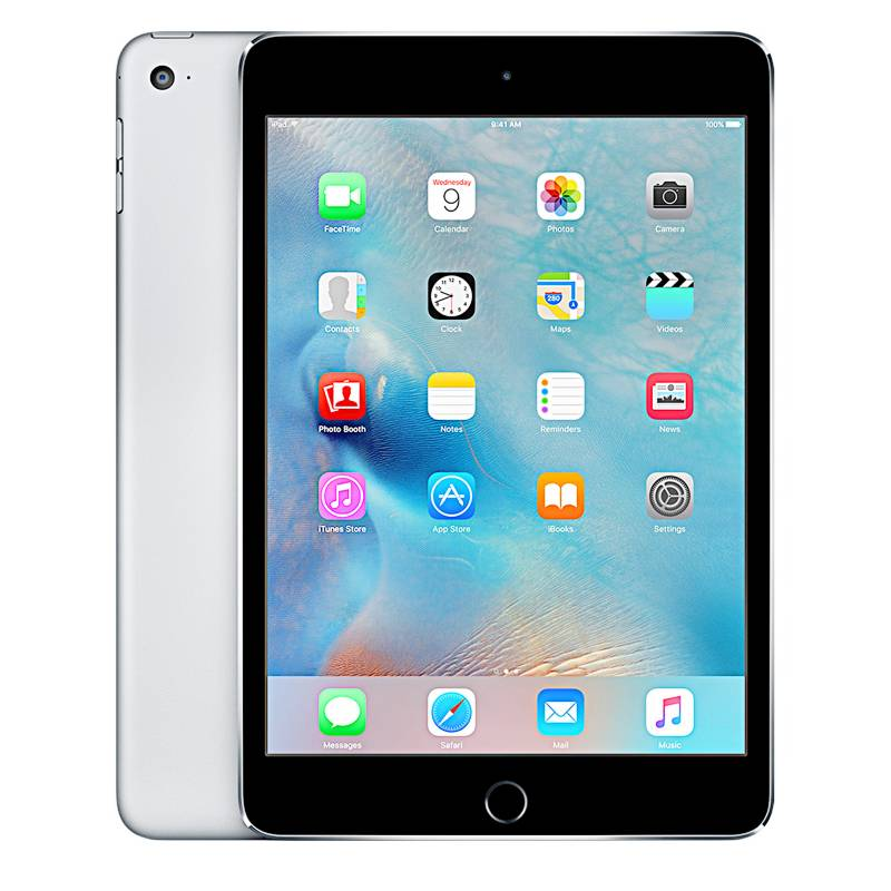 APPLE - iPad Mini 4 Wifi 128 GB Gris