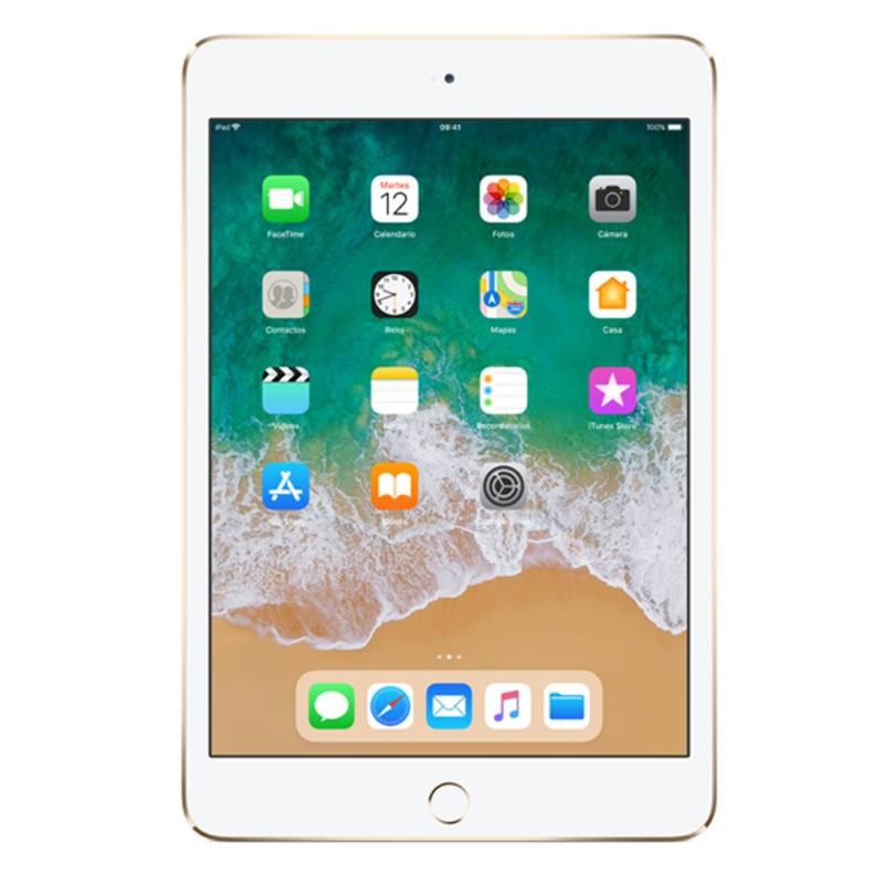 APPLE - iPad Mini 4 Wifi 128 GB Dorado