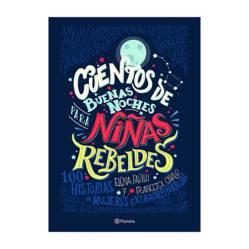 PLANETA - Cuentos de Buenas Noches para Niñas Rebeldes