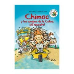PLANETA - Chimoc y los Amigos de la Colina