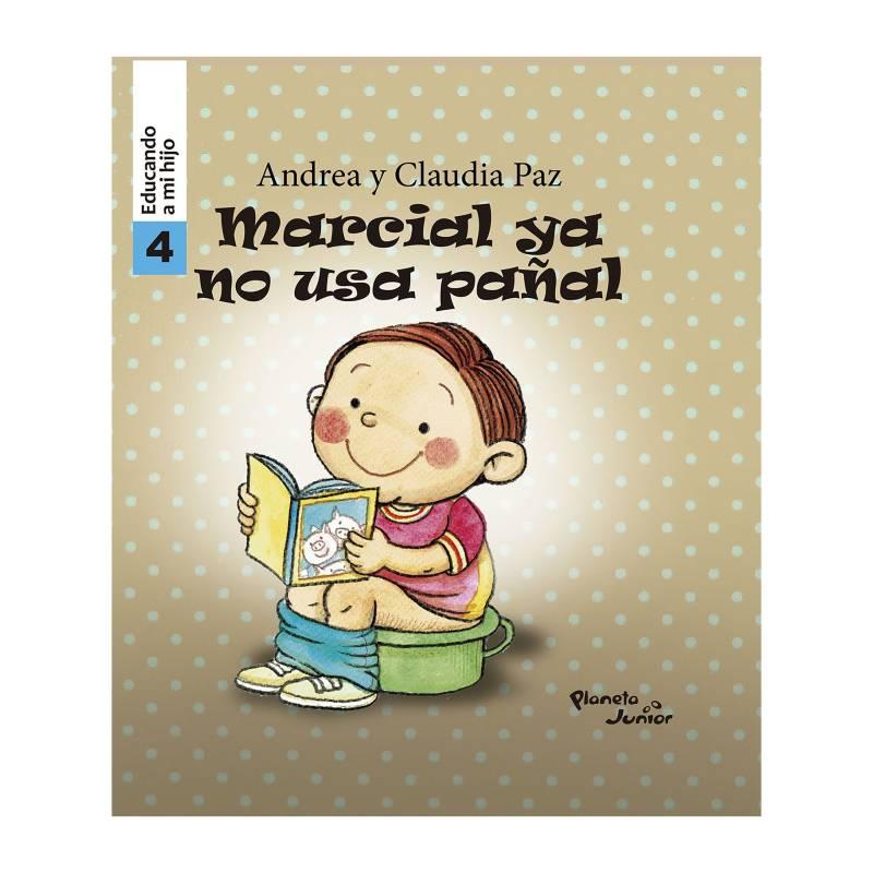 PLANETA - Marcial ya no usa pañal