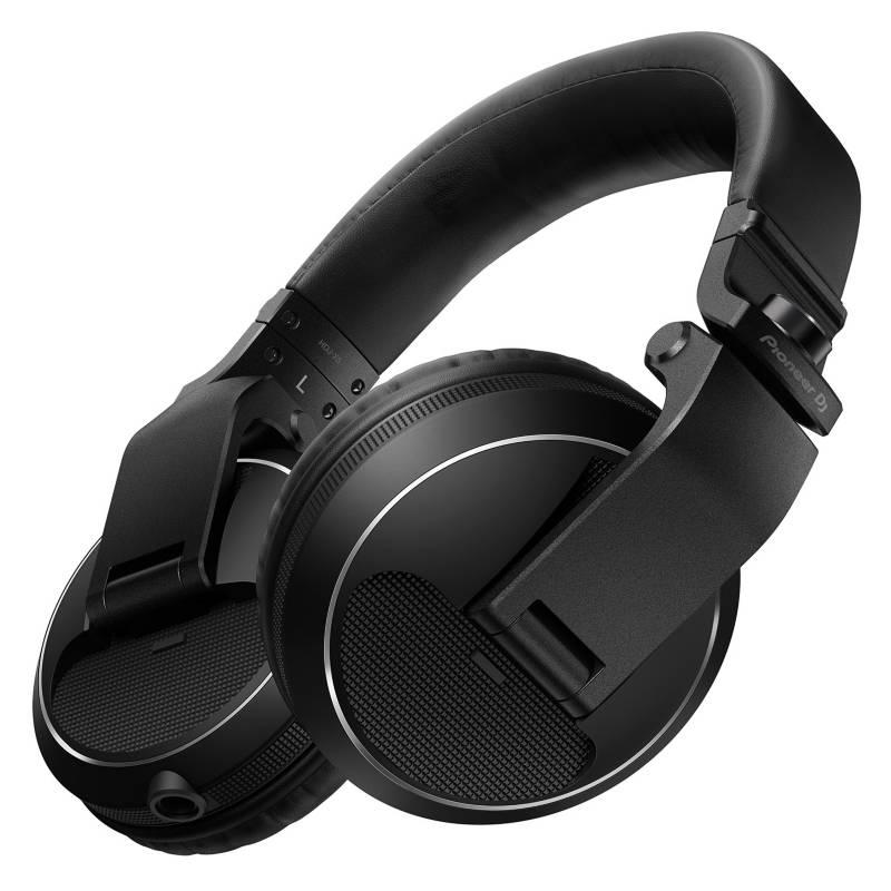 PIONEER - Audífonos Dj Negro Dj Hdj-X5-K