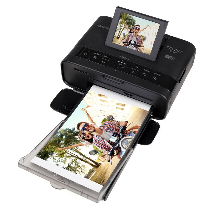 CANON - Impresora Selphy CP-1300 Wi-Fi
