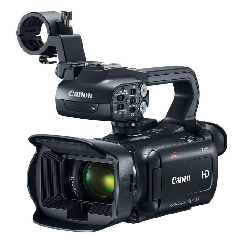 CANON - Cámara de Video HD XA 15