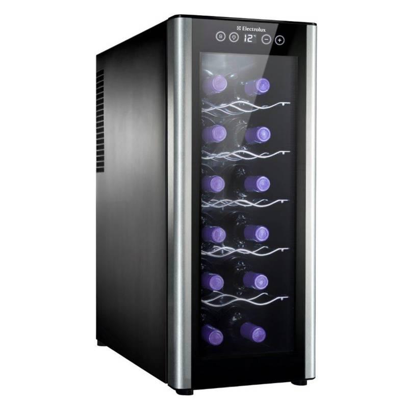 ELECTROLUX - Cava de Vinos 12 Botellas Panel Digital Negro