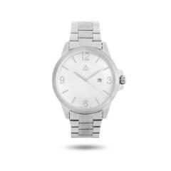 AEROSTAR - Reloj Hombre de Acero