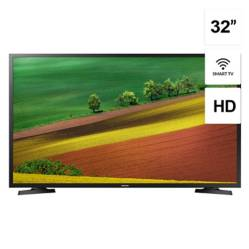 "SAMSUNG - Televisor 32"" HD SMART TV UN32J4290AGXPE"