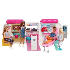 BARBIE - Set Hospital Movil