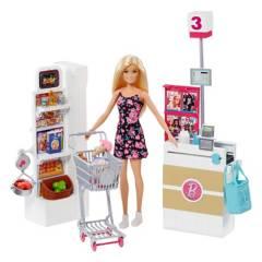 BARBIE - Barbie Supermercado de Barbie