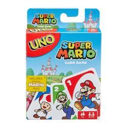 GAMES - Cartas Uno Super Mario