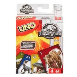 GAMES - Cartas Uno Jurassic World