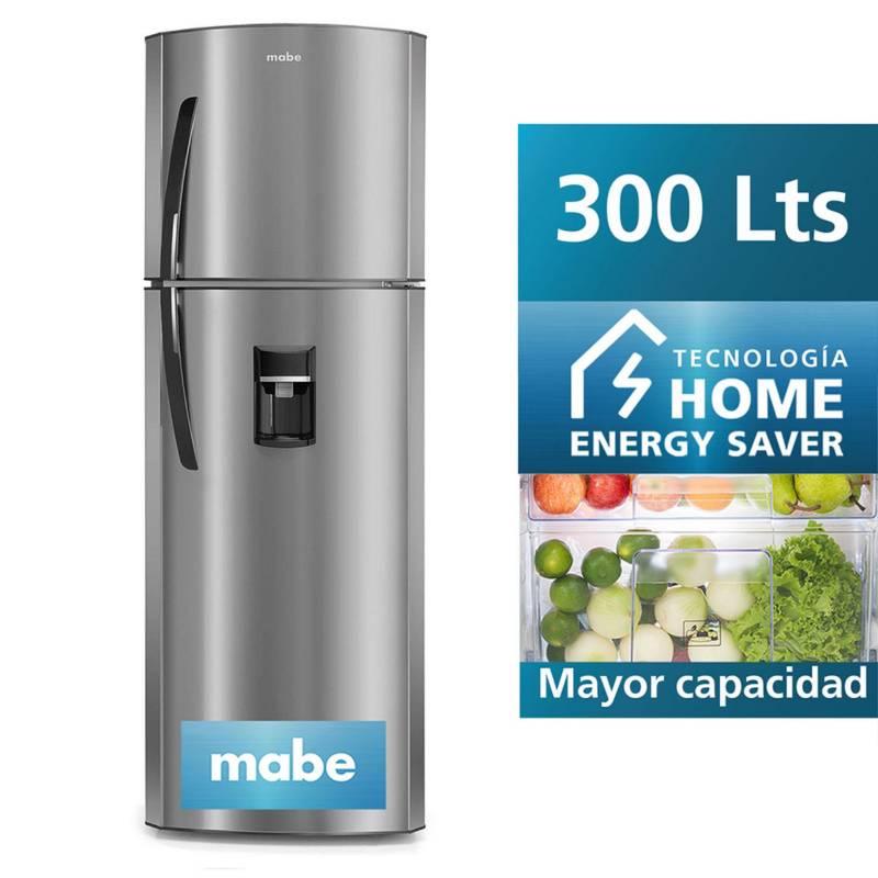 MABE - Refrigeradora Mabe No Frost 300L  INOX
