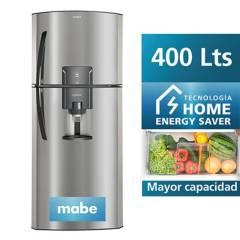 MABE - Refrigeradora Mabe No Frost 400L INOX