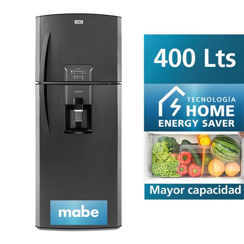 MABE - Refrigerador 400 Lt RMP400FZPC Negro